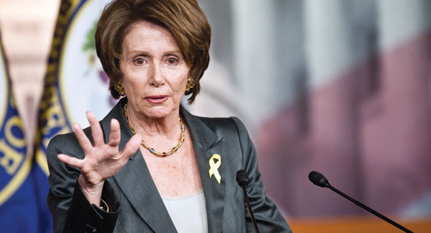 Pelosi: Obamacare Is Like Declaration of Independence...