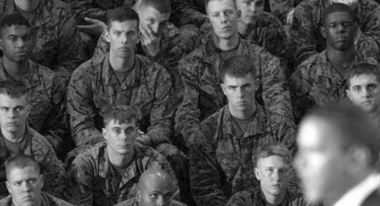 """Marine sergeant being dismissed for criticizing Obama: """"I've only stated what our oath states"""" ..."""