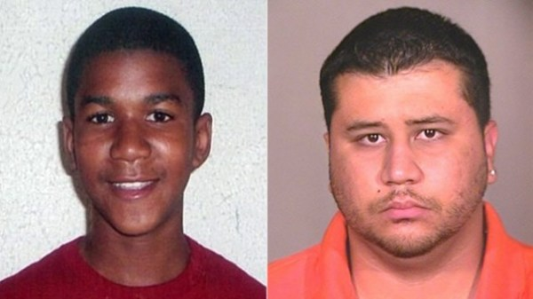 Accused killer of Trayvon Martin is 'spanish-speaking minority with many black family members and friends'...