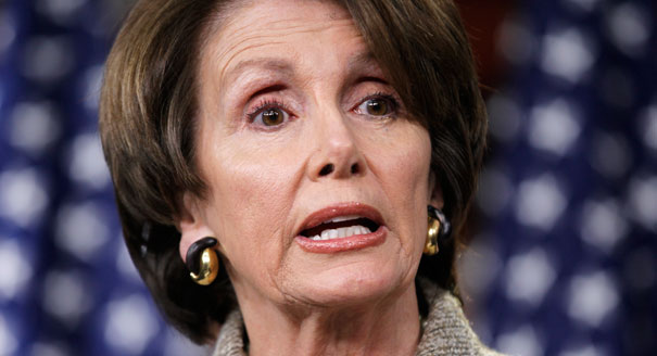 PELOSI: Obamacare guarantees 'life, liberty and the pursuit of happiness'...