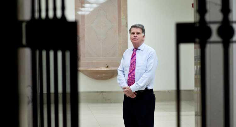 National Archives chief unlocks secrets...