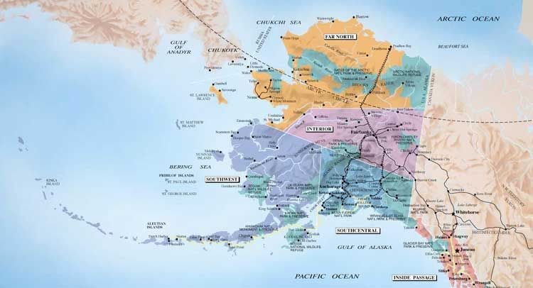 UNCOVERED: Obama to give oil-rich Alaskan (United States) islands, billions of barrels of oil, to Russia...