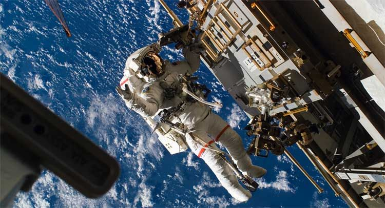 Astronauts scramble for escape pods as space junk threat gets serious...