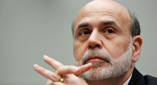 Obama's Own Fed Chair Kneecaps Him...