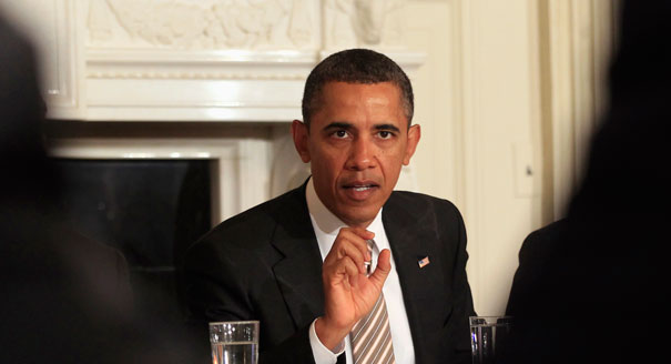 Obama: US Has 'Moral Obligation' to Disarm...