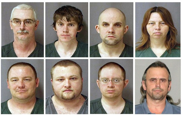 Mich. militia members cleared of charges by Obama Admin. that accused them of plotting war against government...