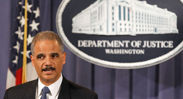 Obama and Eric Holder Let's Black Panthers Skate... Again
