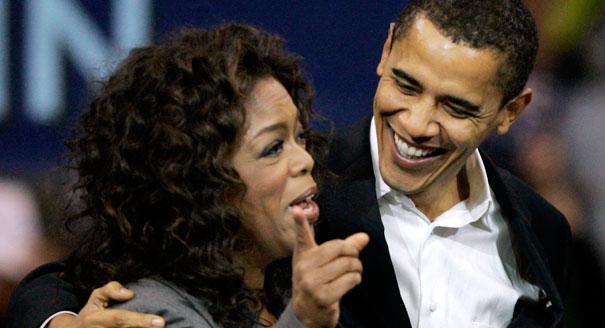 Oprah Sounds Off On Trayvon...