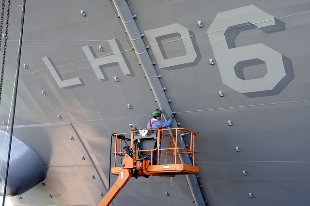 Obama's Navy Won't Build as Many Ships as It Planned...