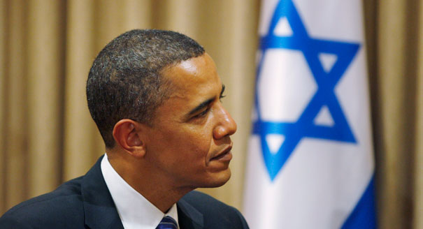 MIDEAST OFFICIALS: OBAMA IN SECRET TALKS WITH IRAN Asking Tehran to guarantee it won't hit U.S. if Israelis strike...