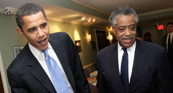 National talkradio host calls for Sharpton's arrest and removal from MSNBC...