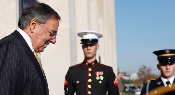 Panetta Calls Defense Cuts Irresponsible... Blames... Congress?