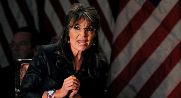 Rematch - Palin to Couric: 'Game On'