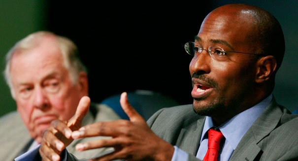 Van Jones: Occupy Movement 'Saved The Entire Country From Destruction'