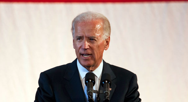 Biden: Gun Laws Will Be Examined After Trayvon Shooting...