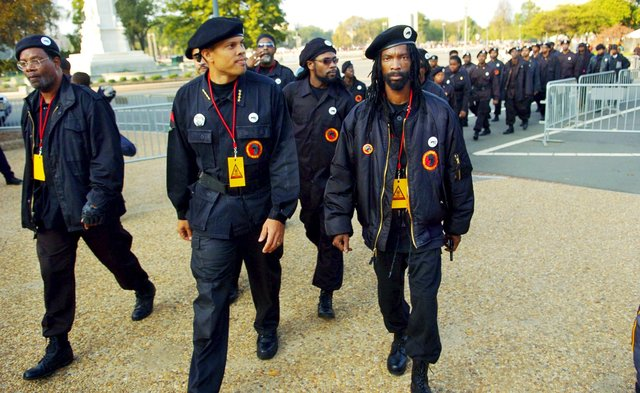New Black Panthers Planning April 9 'Day of Action'...