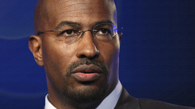 Van Jones Unloads on Libertarians: They 'Hate' the 'Brown Folk, the Gays, the Lesbians'…They're 'Anti-Immigrant Bigots'...