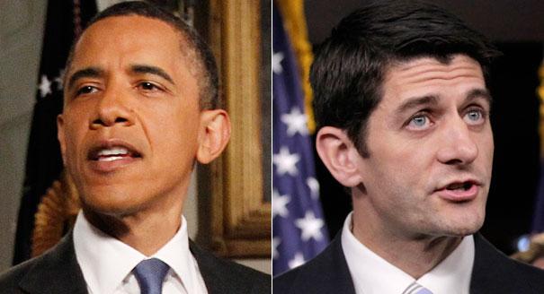 WSJ: Obama's Anti-Ryan Speech 'Political Fable' -- WSJ hammered President Barack Obama for vilifying House...