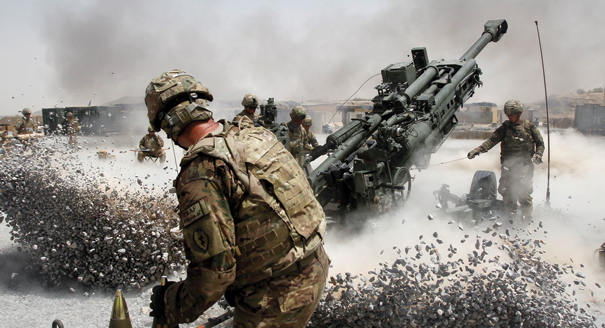 69% of the U.S. casualties in the decade-long Afghan War--1,241 out of 1,810--have occurred since Obama took office...