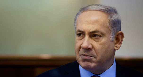 Netanyahu vows response after rocket fired from Egypt...
