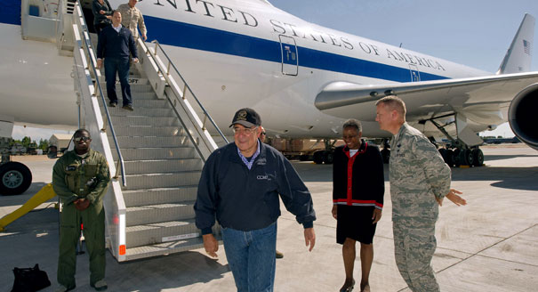 REPORT: Panetta's weekend trips to CA cost taxpayers nearly $1 million...