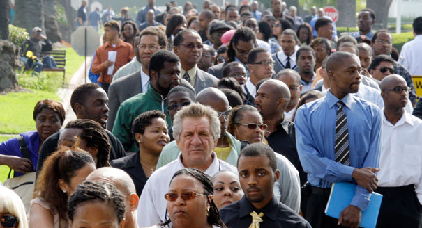 ABOUT TIME: Congressman calls for change to how govt measures unemployment...