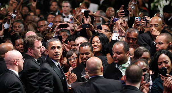 Who approves of Obama? According to Gallup, Americans earning less than $24,000 per year show higher support for him...