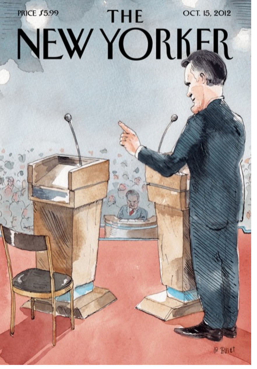 Click here to read story at The New Yorker...