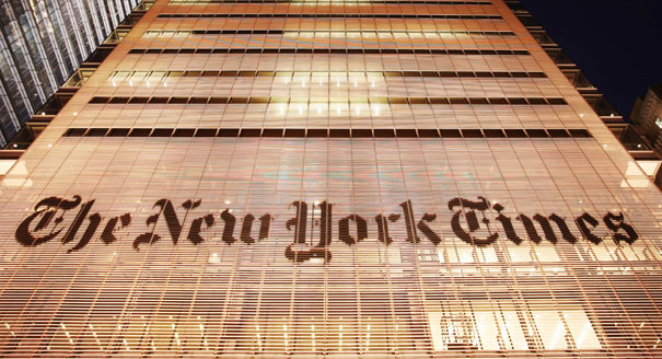 Click here to read story at The New York Times...