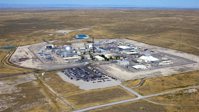 Idaho National Laboratory (Image from flickr.com @inl)