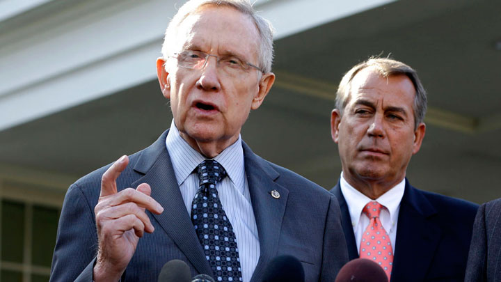 If anyone is still on the fence when it comes to supporting the Republican establishment, this latest incident should end the debate. Leaked emails now show House Speaker John Boehner conspired with Senate Majority Leader Harry Reid to ensure Congress would be exempt from Obamacare. Glenn reacts to the disgraceful news on radio today.