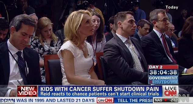 Harry Reid: 'WHY WOULD WE WANT TO' HELP ONE KID WITH CANCER?
