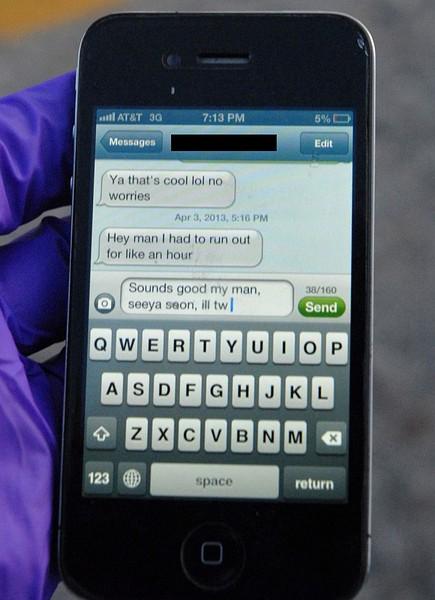 Text Death