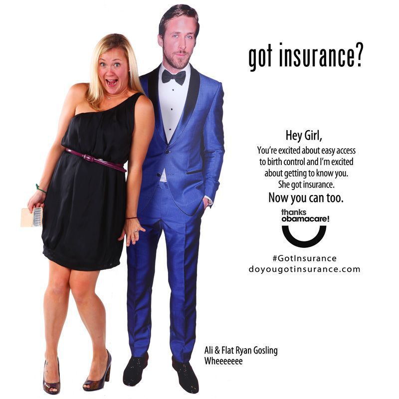 """Ad created by the Colorado Consumer Health Initiative and ProgressNow Colorado Education """"to educate everyone about the benefits of the Affordable Care Act."""""""