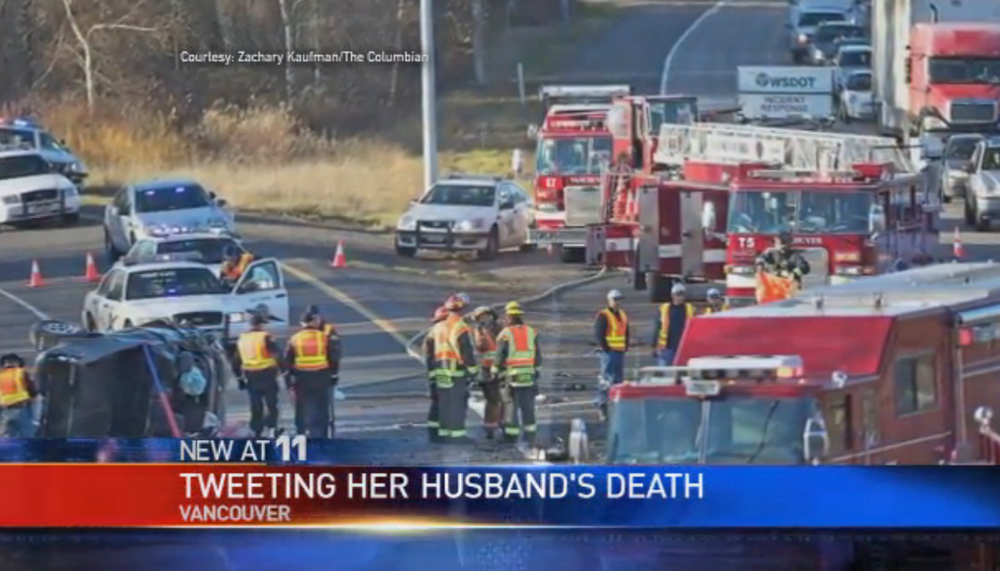 HERE'S A LINK: To help out the woman who accidentally live-tweeted her husband's death http://bit.ly/1dSfFv7