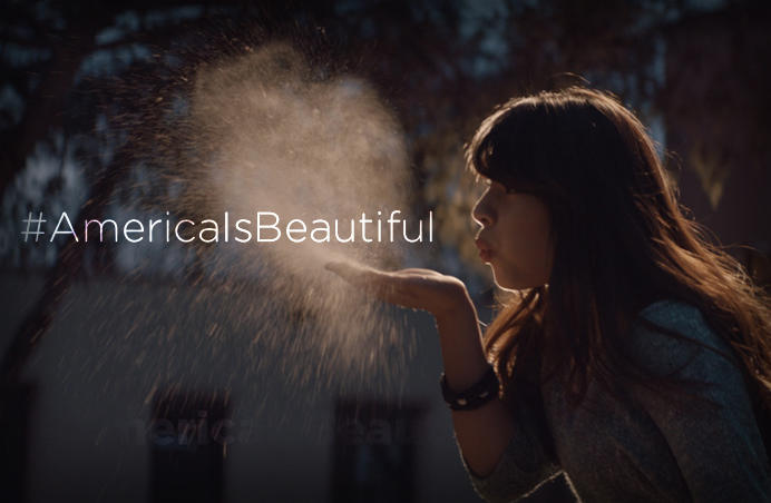Plans 90-second version of multilingual 'America the Beautiful'