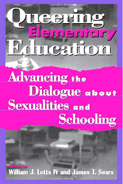 This infamous book,   Queering Elementary Education   – with a   forward   by homosexual activist Kevin Jennings –has been widely used by school staff. We've even seen it in a high school guidance counselor's office bookshelf.