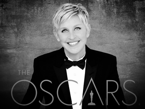 DeGeneres: 12 Years a Slave Wins or You're All Racist!