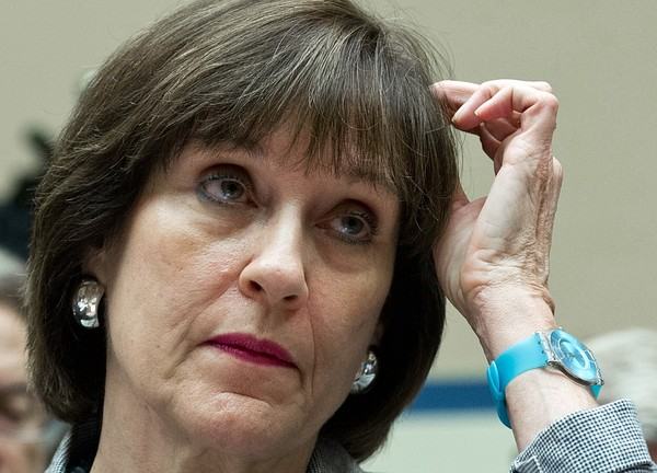 Internal Revenue Service Director of Exempt Organizations Lois Lerner listens during testimony to the House Oversight and Government Reform Committee May 22, 2013 in Washington, DC. (Photo credit should read KAREN BLEIER/AFP/Getty Images)