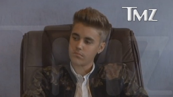 Video of Justin Bieber Giving a Deposition Is So Disrespectful Even TMZ Is Calling It 'Just Unreal'
