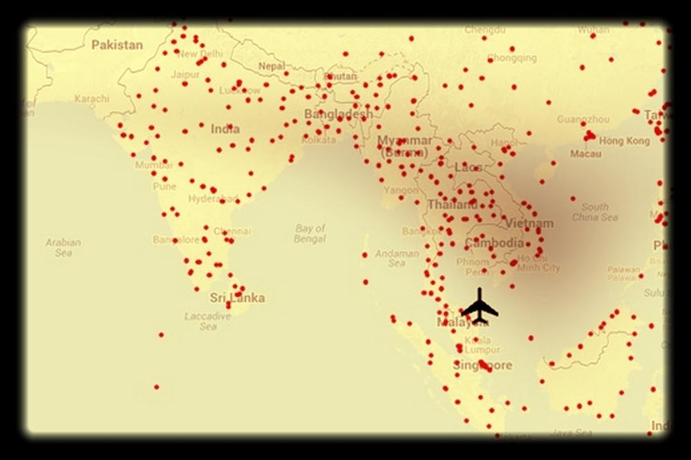 Interactive map below.