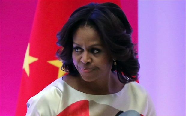 Michelle Obama: My Husband and I Welcome 'Criticism' from 'Media' and 'Our Fellow Americans'