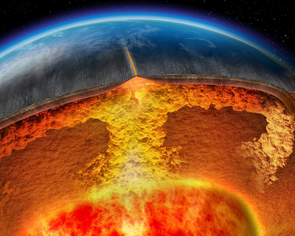 the Yellowstone Plateau,