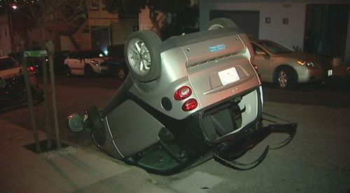 New Trend Tipping Smart Cars In San Francisco With Obama