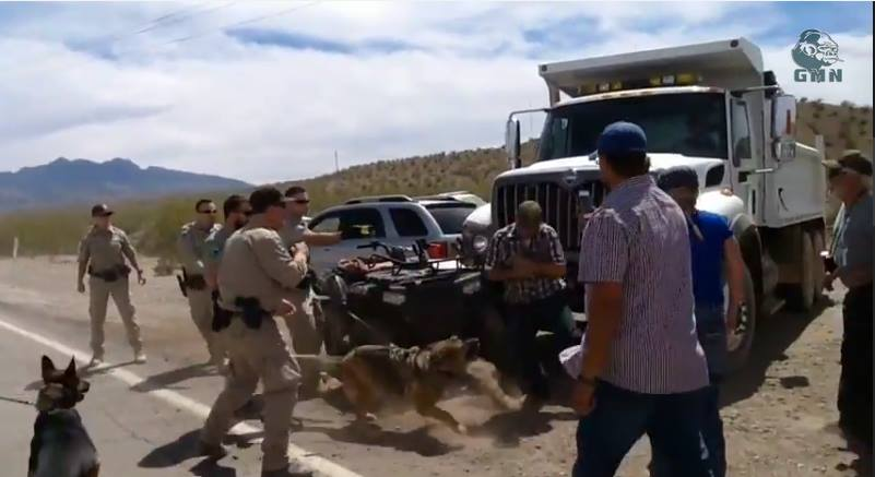 (Weasel Zippers) --This is going to be bigger than Ruby Ridge. Will the feds deploy the excess MRAPs?Now reports of hundreds if not thousands of militia members are on the way to support the Bundys.