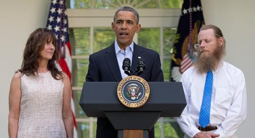 Obama Captured Soldier