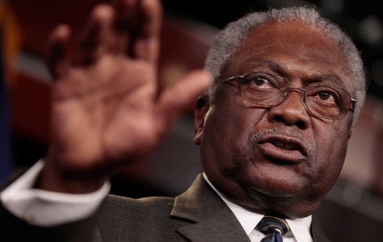 Clyburn has been pushing the reparations scam for as long as I can remember.   (Weasel Zippers)