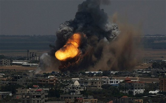 Hamas is learning the hard way to never underestimate Netanyahu's resolve to defend Israel.   (Weasel Zippers)