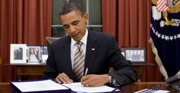 President transforms into a dictator.