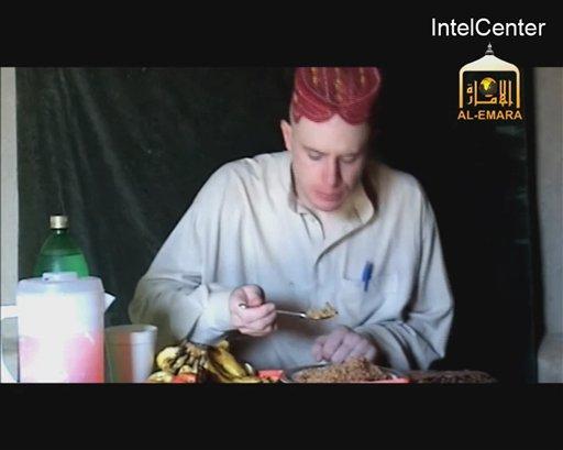 Afghan Captured Soldier